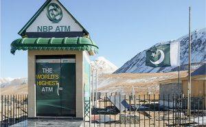 najvišje ležeč bankomat na svetu